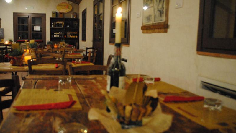 Pizzeria del Residence, appartamenti vacanza in Toscana