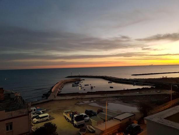 Appartamenti in Puglia con vista mare