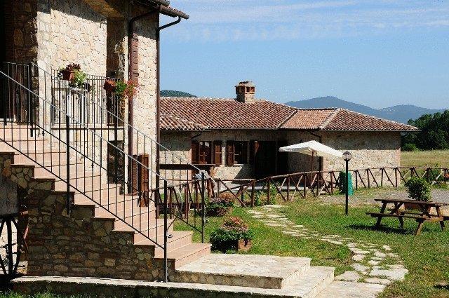 Appartamenti per relax e tranquillità a Passignano