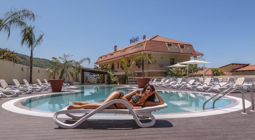 Hotel A Tropea Pensione Completa