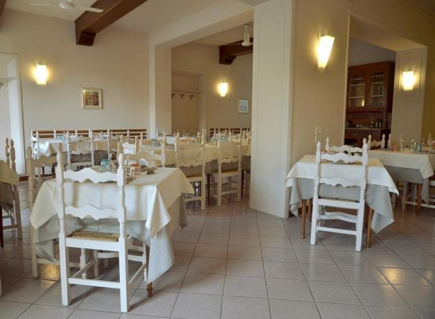 Sala ristorante hotel in Valdarno