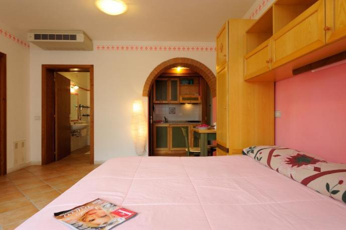 Appartamento 4persone con Angolo Cottura