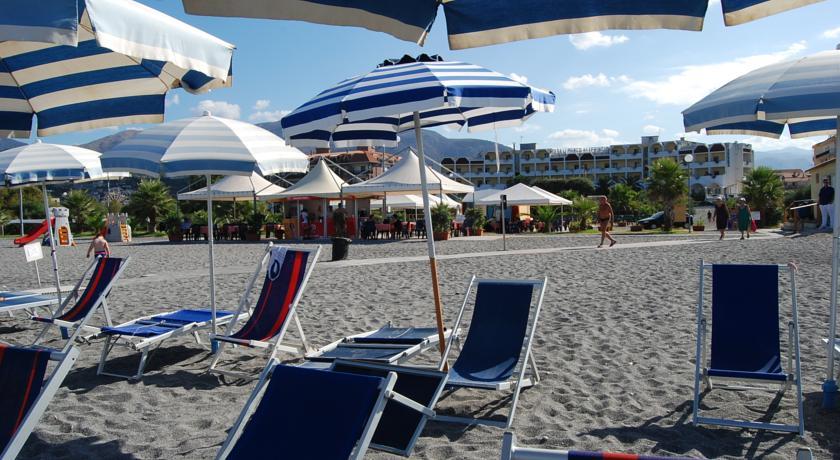Albergo vista Mare a Scalea, Cs, Calabria
