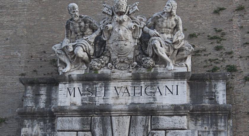 Dormire vicino ai Musei Vaticani di Roma