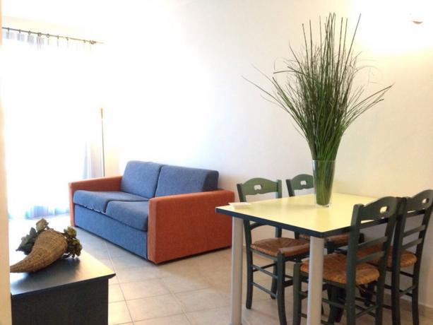 Residence con Mini Club e Attività Bambini-Bernalda