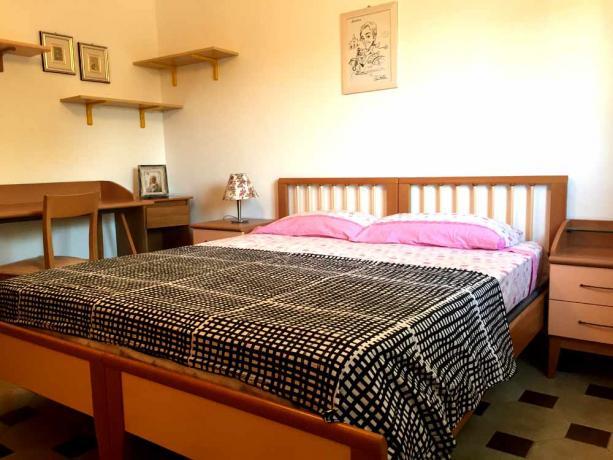 Camera Matrimoniale Villa vicino mare Gargano