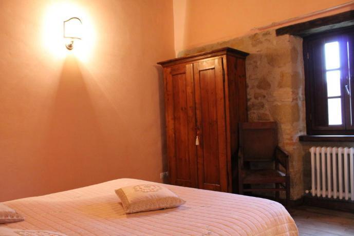 Agriturismo vicino Assisi appartamento Il Ciottolino