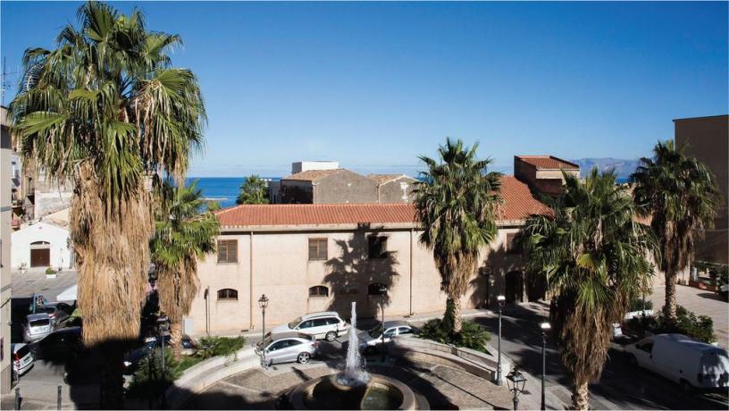 A Castellammare del Golfo Hotel con Vista Mare
