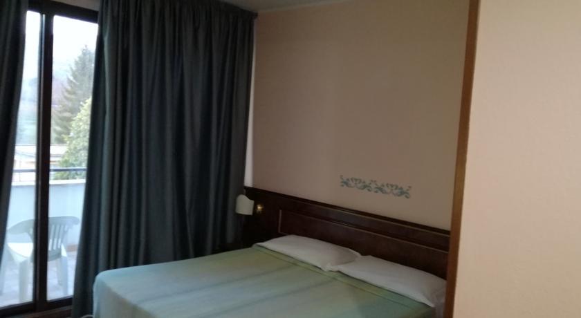 Camere Hotel a Palestrina con balcone panoramico