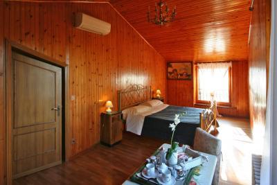 Suite Torretta rivestita in legno