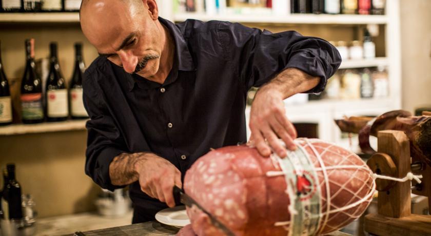 Cucina tipica emiliana Appartamenti Assisi