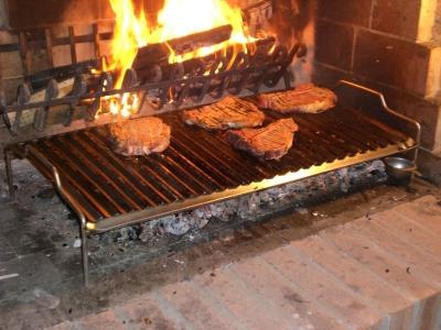Produzione vendita barbecue in ferro a gas barbecue a - Griglie da esterno ...