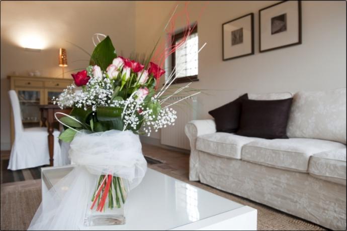 Appartamenti Foligno con ampia zona soggiorno