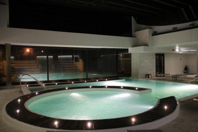 Centro benessere in Hotel a Viterbo