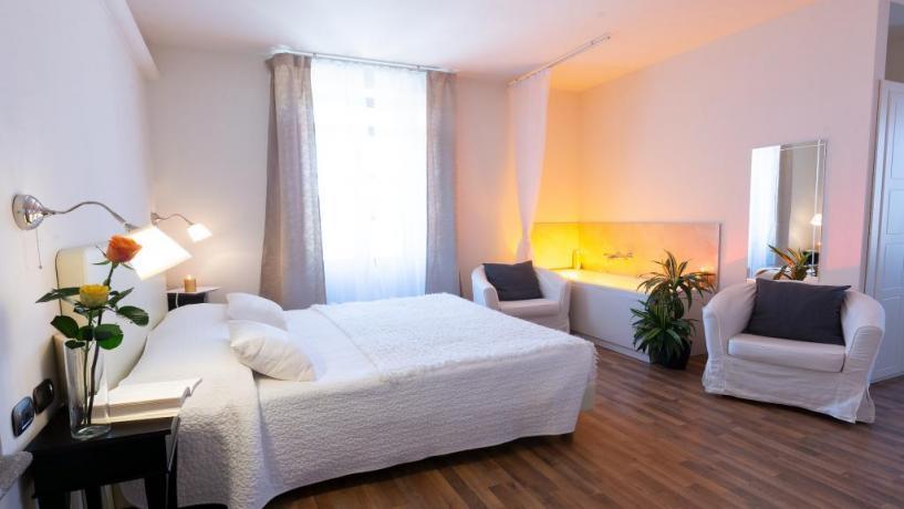 Wellness Suite, Vasca Idromassaggio e Bagno Turco
