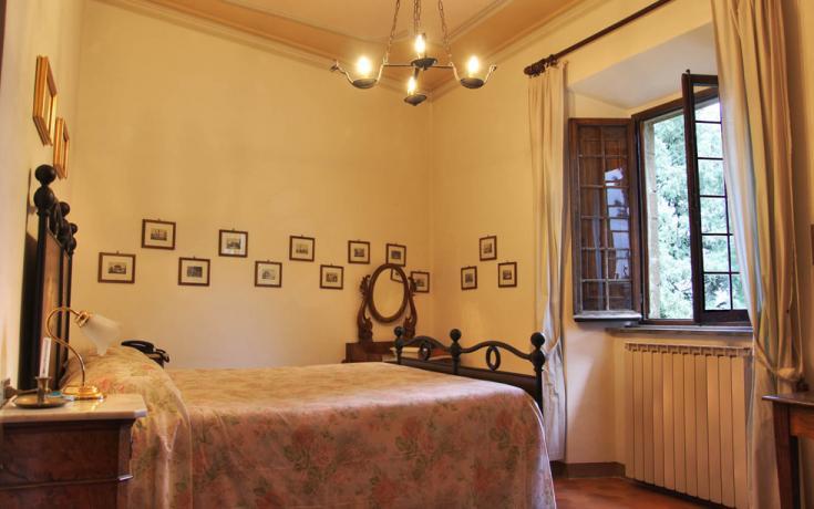 Castello con camera classic a Gubbio