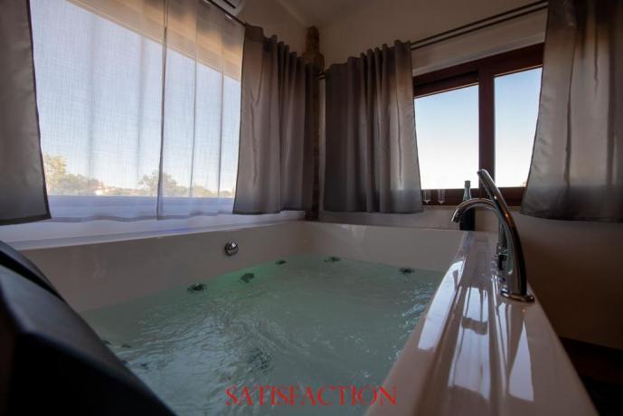 Suite Vasca 2 posti Relax in Umbria
