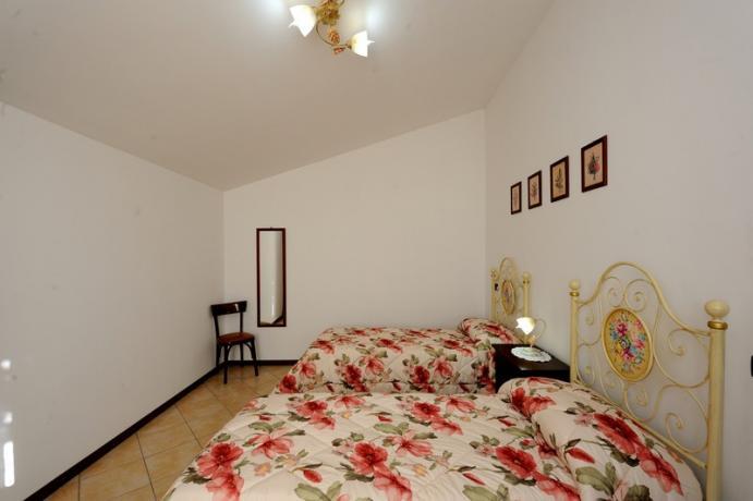 Appartamento Zaffiro con letti singoli vicino Spoleto