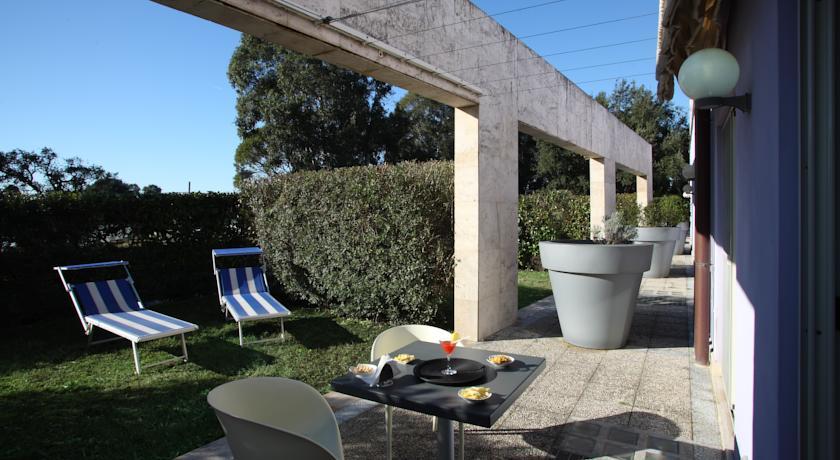 Camere con Patio con giardino privato (40 Mq)