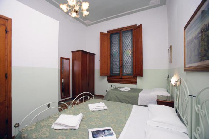 Confortevoli camere con Colazione Firenze Centro