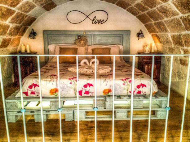 Appartamenti per coppie romantiche a Polignano in B&B