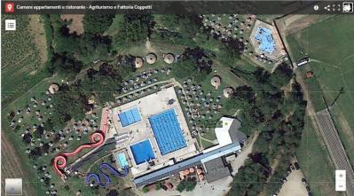 Parco Acquatico Tavernelle, scivoli e piscina bambini