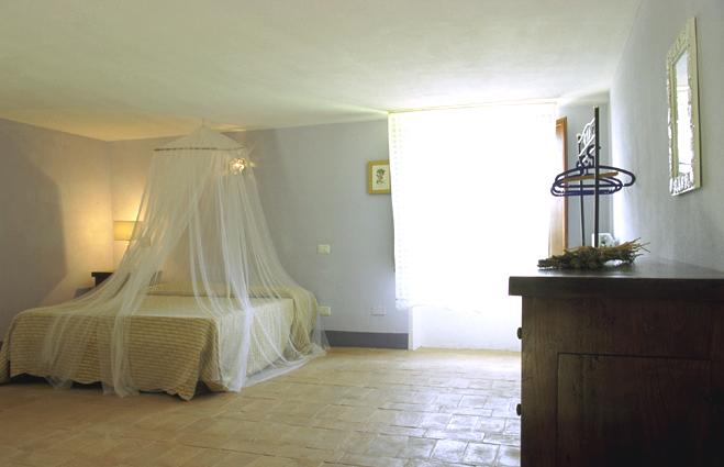 Lavanda camera da letto