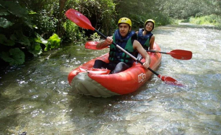 Hotel ideale per Rafting sul Fiume Valnerina