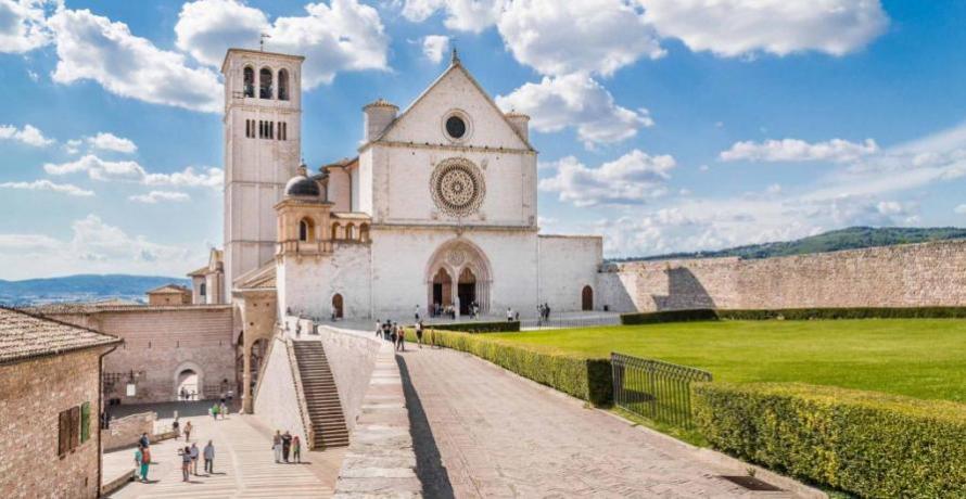 Hotel3stelle Assisi 5minuti Basilica San Francesco gruppi-turistici