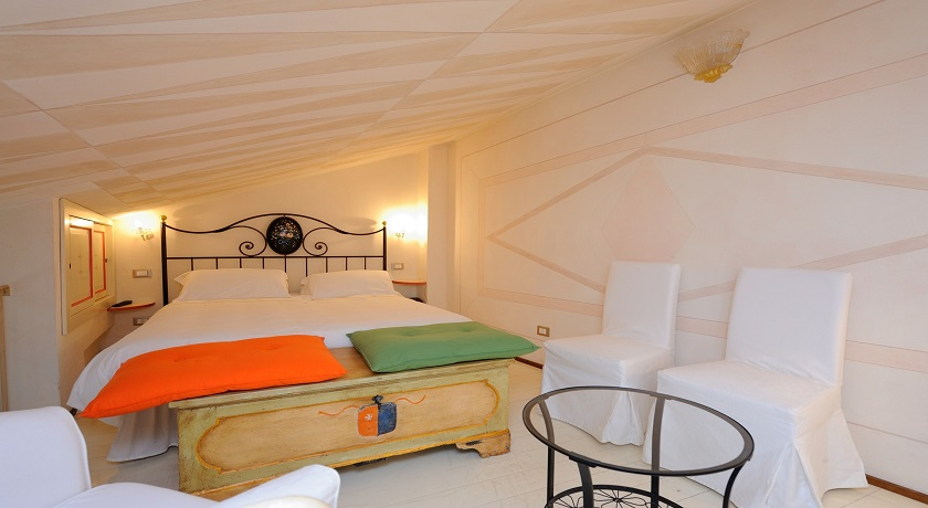 Edemondo Junior Suite per momenti d'amore in Umbria