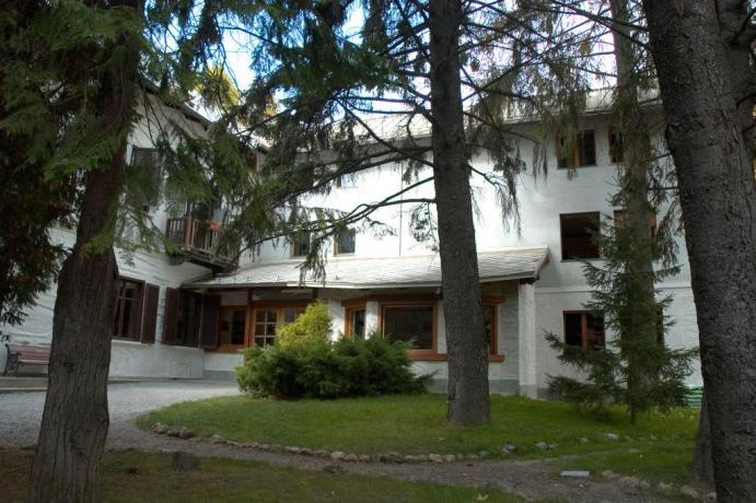 Casa-vacanze Bardonecchia con giardino a 1km piste scii