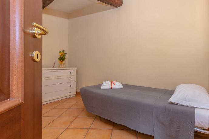 Camera singola in casale a Montebuono di Rieti