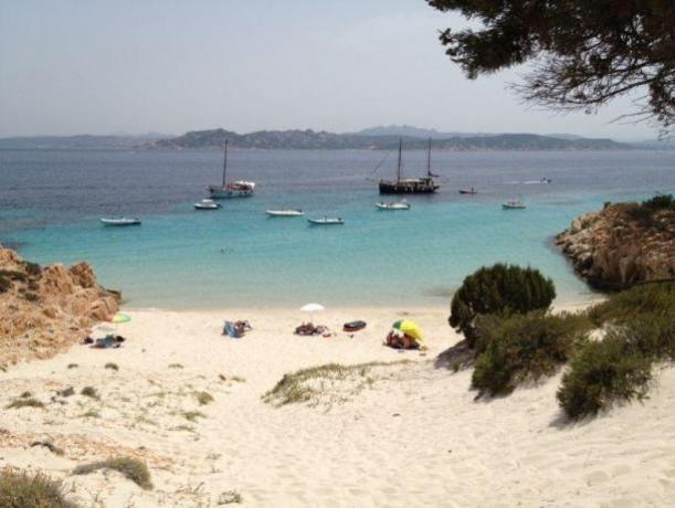 Spiagge Bianche ad Olbia per vacanze in Famiglia