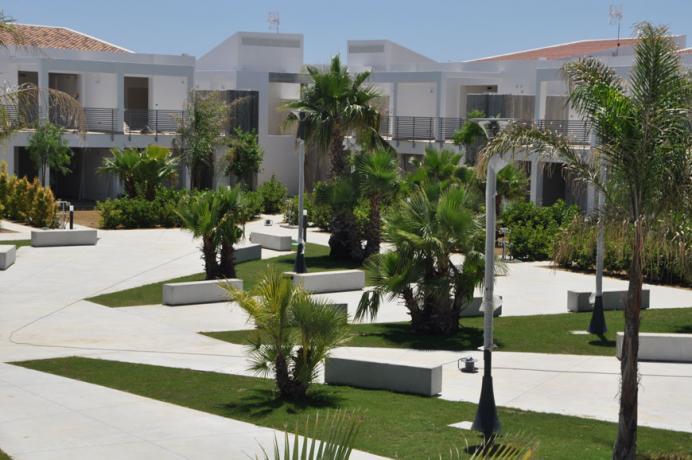 Appartamenti vacanza per famiglie sul mare