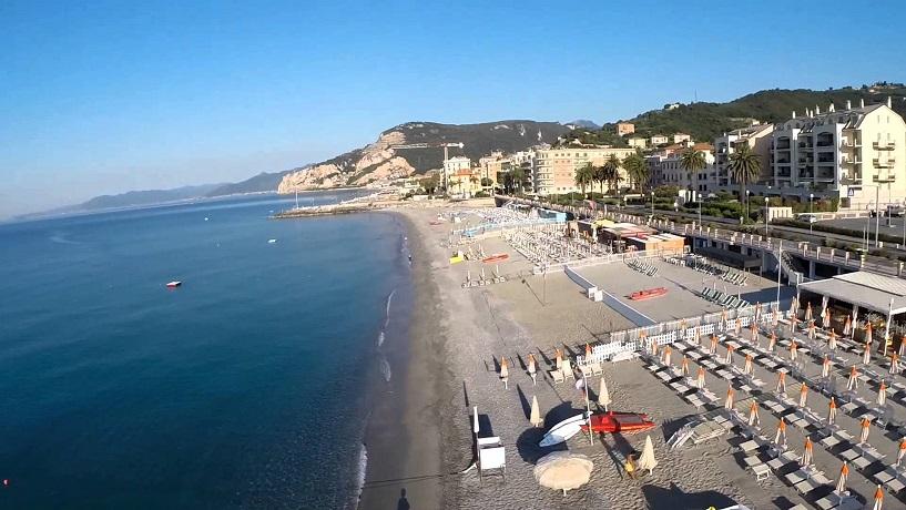 Hotel vicino alla Spiaggia a Finale Ligure