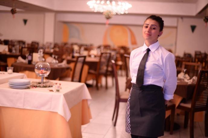 Isola Capo Rizzuto: Villaggio-Hotel con ristorante per celiaci