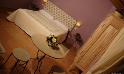 Lavanda camera matrimoniale