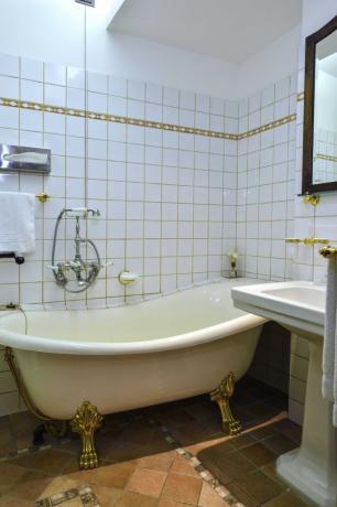 Suite con vasca stile impero Todi