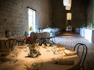 Ristorante con specialità locali Masseria4Stelle Valledolmo Sicilia