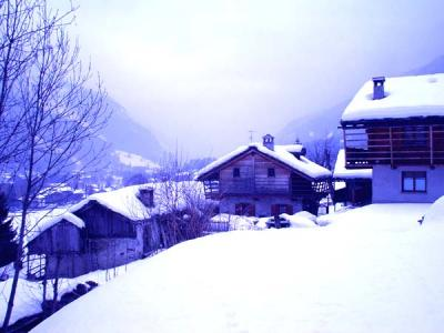 Gressoney and Monte rosa in Valle d´Aosta