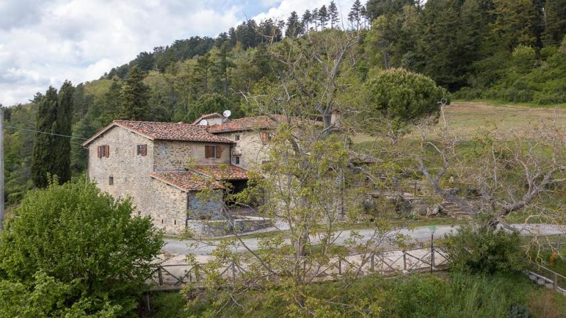 Appartamenti vicino Firenze -Azienda-Agrituristica Val di Sieve