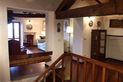 Casa Daino, cucina e sala da pranzo