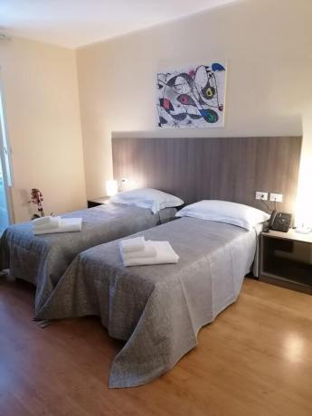 Camere familiari in hotel4stelle centro Palermo