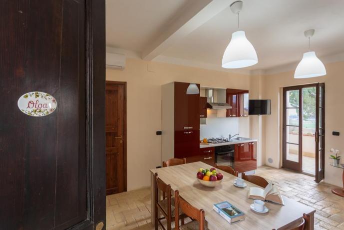 Appartamento Olga con Cucina e Sala da Pranzo