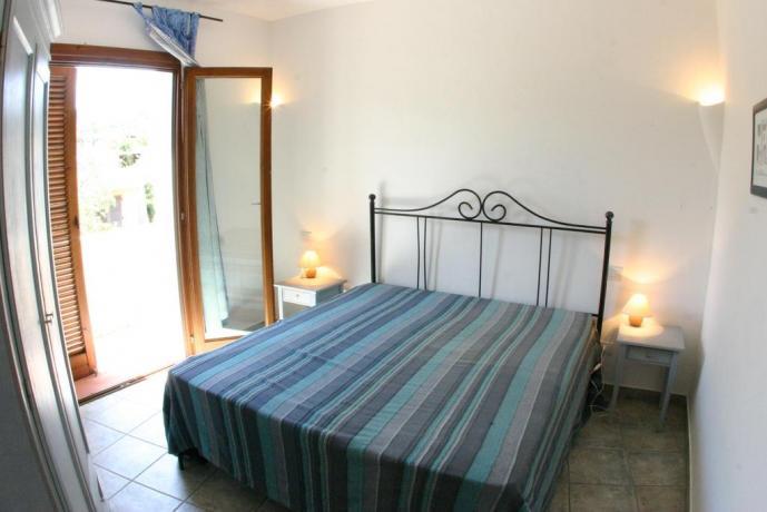 Camera Matrimoniale Appartamenti vacanza Fronte Mare