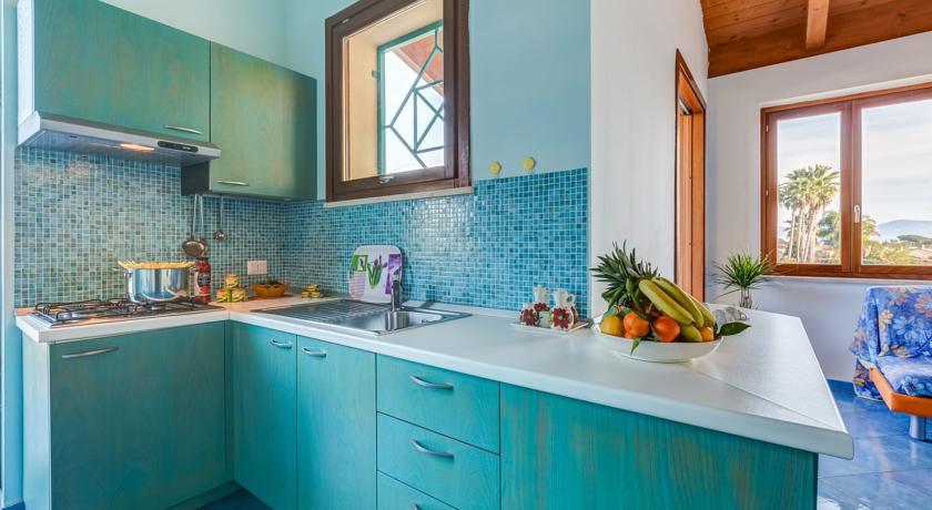 Appartamenti con Cucina vicino al Mare Circeo