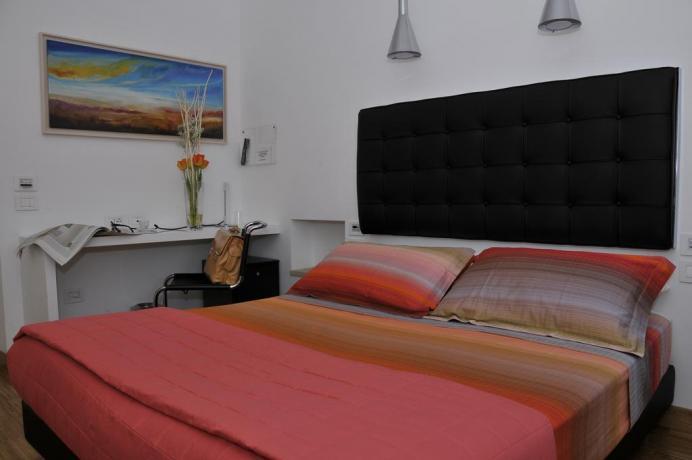 Camere raffinate e spaziose in Hotel nel Lazio