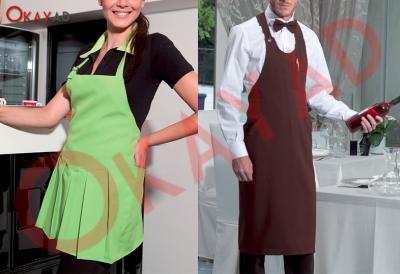 produzione camici grembiuli barman cameriere