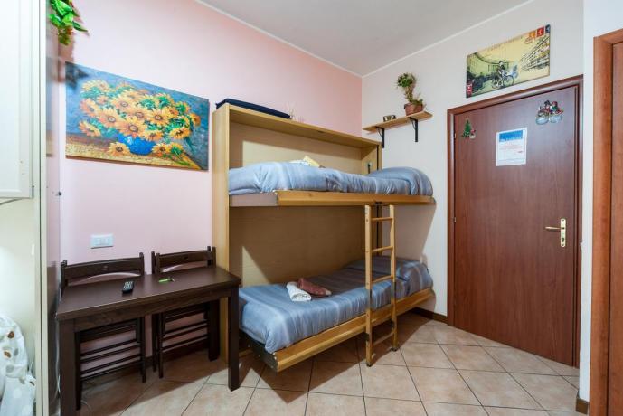 Letto A Castello Roma.Appartamento A Roma Con Letto A Castello Appartamento Vacanza 4