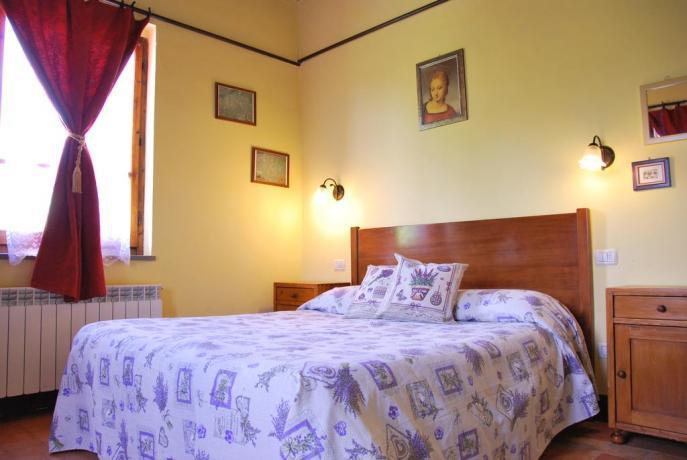 Camare a basso prezzo in Umbria